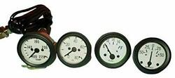 Temperature Oil Fits Willys Mb Jeep Fd And Early Cj3b Gauges Kit