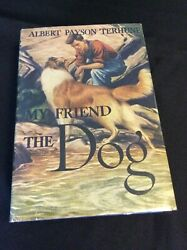 My Friend The Dog By Albert Payson Terhune In Dust Jacket Circa 1949