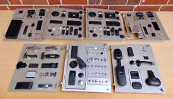 Vintage Southco Nos Sample Panels Latches Hinges Fasteners Handles Airplane Boat