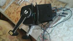 Ultraflex Dual Lever Shift Throttle Control Box Made In Italy