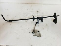 1987 Force 125hp Outboard Motor Fuel Linkage