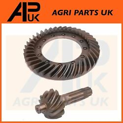 Crown Wheel And Pinion For Massey Ferguson 265 275 285 290 350 355 360 362 Tractor