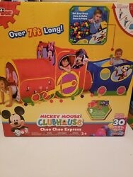 Mickey Mouse Clubhouse Choo Choo Express Ball Zone Arena