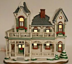 Lefton The Brookfield 1996 Colonial Christmas Village 2784/5500 With Box