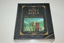 The Holy Bible Old Testament, King James Version Bonded Leather New Sealed