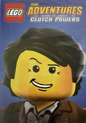 LEGO: The Adventures of Clutch Powers DVD 2015 NEW Sealed $4.95