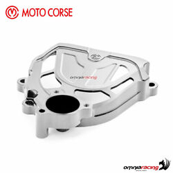 Front Sprocket Cover Silver Motocorse For Mv Agusta Brutale 920/990r/1090/r/rr