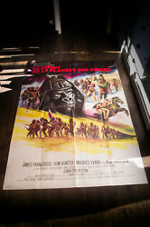 Beneath The Planet Of The Apes 4x6 Ft French Grande Movie Poster Original 1970