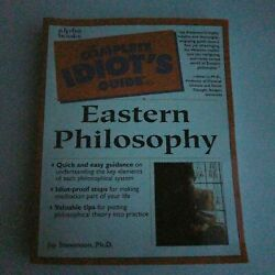 Complete Idiots Guide To Eastern Philosophy 2000 0028638204