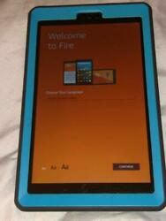 Kindle Fire Hd8 7th Generation 16gb    Excellent Condition