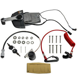 Remote Throttle Control Console Top Mount Kit For Johnson Evinrude 5006186