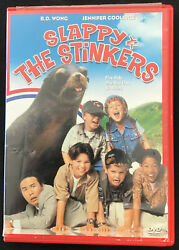 Slappy and the Stinkers DVD 2005 Tri Star Kids Movie. Rare OOP $11.99