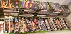 Huge Lot Of Xbox Games Microsoft, Xbox First Edition Choose Your's Own
