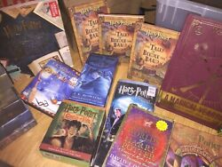 Big Harry Potter Collections