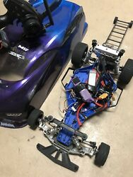 Traxxas Slash/bandit Drag Car/ Speedrun Upgraded Too The Max Nothing Is Stock