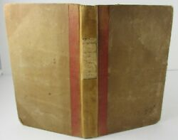 1837 Sketches By Boz By Charles Dickens 1st American Edition Rare Book