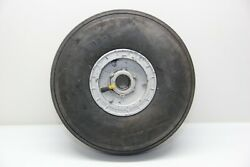 Piper Pa-24-180 Comanche Cleveland Nose Wheel With Tire 6.00 X 6 P/n 451-755