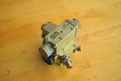 Bombardier Challenger Solenoid Valve Assembly