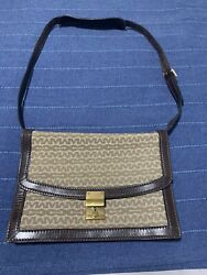 mark cross bag preowned $225.00