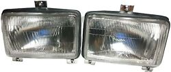Headlight Assembly Head Lights Head Lamps Tractor For Kubota Left Lh