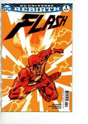 The Flash 1 Rebirth - Lot Of 4 - 1st Appearance Of Godspeed And The Black Flash