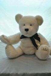 The Boyds Collection Bear J.b. Bean Series 1985 Rotating Arms, Legs And Head