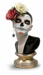 Lladro Beautiful Catrina Limited Edition 01009374 9374 Mexican
