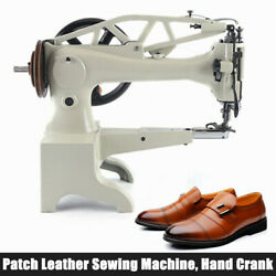 Manual Industrial Shoe Making Sewing Machine Shoes Repair Leather Stiching Equip
