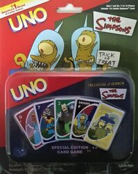 Sababa Toys – Dead-ition Of Uno – The Simpsons Treehouse Of Horror Card Game
