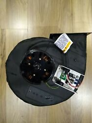 Dometic Cruisair High Velocity Ac Blower Assembly Squirrel Cage Bad Motor 8000