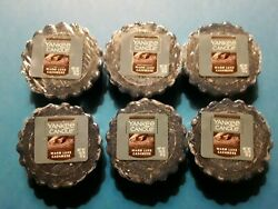 YANKEE CANDLE WAX TARTS WARM LUXE CASHMERE LOT OF 6 FREE SHIP