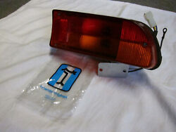 De Tomaso Mangusta Tail Light Right Complete With Glas And Housing Carello Nos