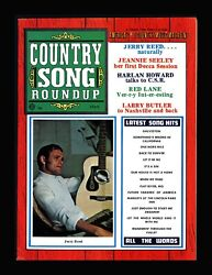 Country Song Roundup July 1969 Jerry Reed Ben Peters Jeannie Seely Harlan Howard