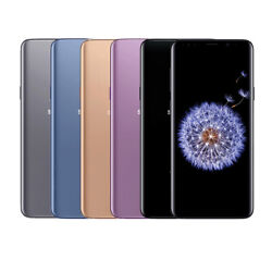 Samsung Galaxy S9 G960f 64gb Atandt T-mobile All Colors - Very Good Condition