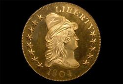 186489 Ten Dollar Gold Piece Coins Currency Money Decor Wall Poster Print Ca