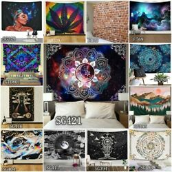 Psychedelic Tapestry Wall Hanging Hippie Tapestries Home Background Decor USA