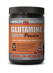 Post Workout - Glutamine Powder 5000mg - Muscle Recovery 1b