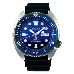 New Seiko Save The Ocean Automatic Prospex Turtle Divers 200m Menand039s Watch Srpc91