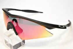 OAKLEY M FRAME SWEEP WRAP SUNGLASSES USA WITH NEW POLARIZED FIRE MIRRORED LENS $69.99
