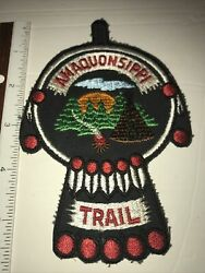 Amaquonsippi Trail Patch Boy Scouts Of America