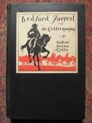 Nathan Bedford Forrest And His Critter Company - 1931 - Civil War