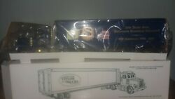 Tmt Taylor Made Njspba New Jersey State Police 1996 Tractor Freight Truck