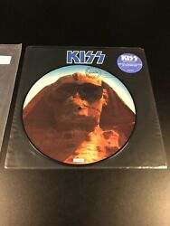 Kiss 'hide Your Heart' 1st Issue Uk 10 Ep Picture Disc Hot In The Shade