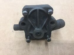 Indian Four Oil Pump With New Gears