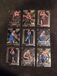 Prizm Repack Case Lebron/luka Doncic/giannis/trae/kobe/curry/zion/silver/rc