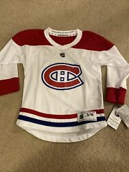 Outerstuff Youth Small/medium, Montreal Canadiens Nhl Replica Jersey-away