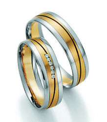 Promotion Pair Rings Wedding Ring Made Of Gold With Diamond+