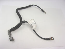 Jaguar X-type 2001 To 2008 Negative Battery Cable C2s44634 Or 1x4314301fad