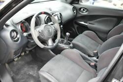 2013 Nissan Juke Nismo Interior Kit Front Seats / Rear Seat / Console And Steering