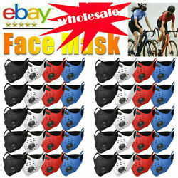 Outdoor Cycling Air Purifying Face Mask Cover Haze Washable Reusable H 619